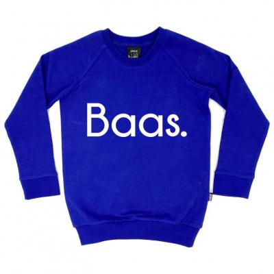 KMDB Sweater Echo Baas Clematis Black