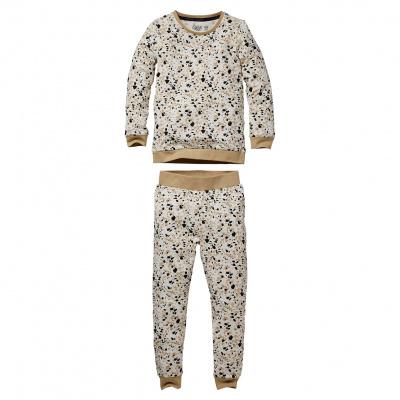 Quapi pyjama Puck white splash