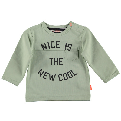 BESS Shirt l.sl. Nice is the New Cool