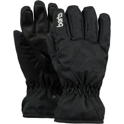 Barts basic handschoenen black