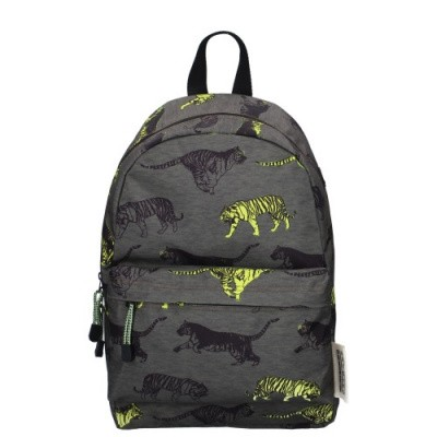 Rugzak Skooter Funky Zoo Tiger Small