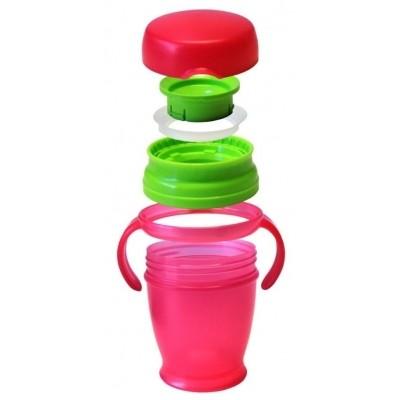 KiddyBoo 360 beker (3 kleuren)