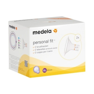 Medela Personal Fit borstschilden XL (30 mm). per paar