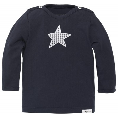 Noppies Longsleeve Monsieur Navy