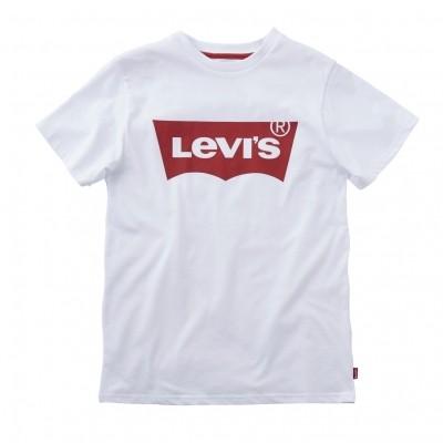 Levi's T Shirt Wit