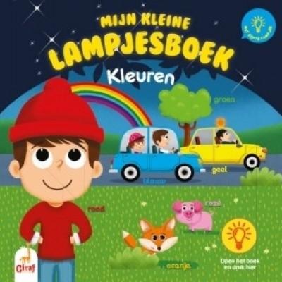 Mijn kleine lampjesboek | Kleuren