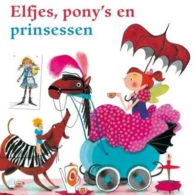Foto van Jet Boeke | Elfjes, pony's en prinsessen | Voorleesboek