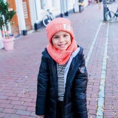 Sorry 4 The Mess | Winterset | Muts & Sjaal | Oranje
