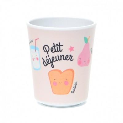 Foto van Eef Lillemor | Melamine Cup | Petit Dejeuner