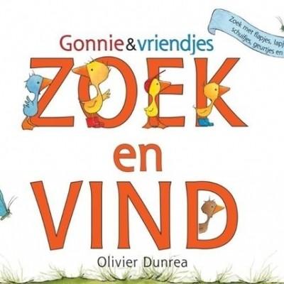 Olivier Dunrea | Gonnie & Vriendjes | Zoek en vind