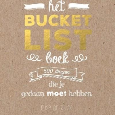 Elise De Rijck | Het Bucket List Boek