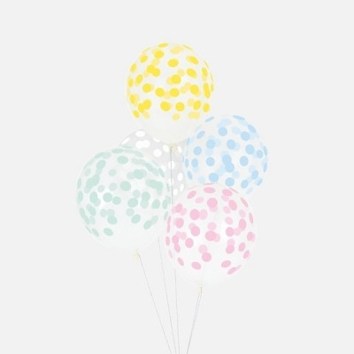Foto van My Little Day | Ballonnen | Confetti