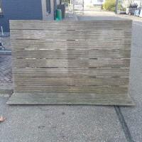 Afbeelding van Vlonder hardhout antislip planken