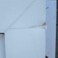 Afbeelding van 2 kunststof ramen vast en draaikiep