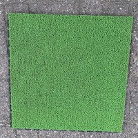 Afbeelding van kunstgras tegels gebruikt (adv 342)