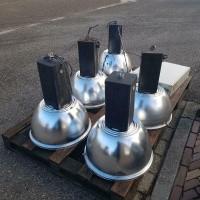 Afbeelding van Industriële lampen hal verlichting