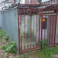 Afbeelding van Gegalvaniseerde hekken