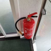 Afbeelding van Brandblussers brandslanghaspels