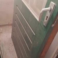 Afbeelding van Buitendeuren schuurdeur achterdeur