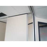 Afbeelding van Mobiele wand, scheidingswand
