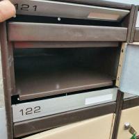 Afbeelding van Kluisjes brievenbus lockers