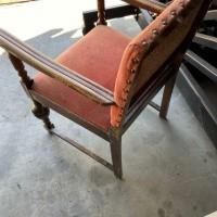 Afbeelding van Houten stoel