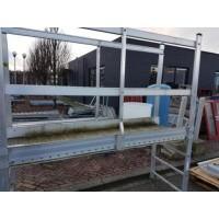 Afbeelding van Aluminium trap bovenloop
