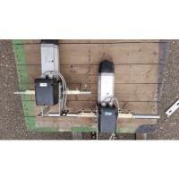 Afbeelding van Elektrische roldeur overheaddeur motoren