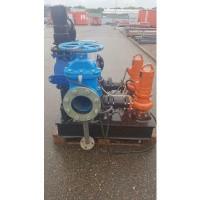 Afbeelding van Waterpomp systeem met bezinktank