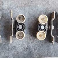 Afbeelding van 1 stuks (Geze perlan 120) schuifdeur rail