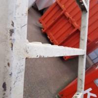 Afbeelding van Rechte trap van ijzer