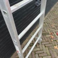 Afbeelding van Dirks gevelladder trap