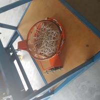 Afbeelding van Staande inklapbare basketbaltoren indoor