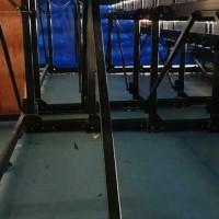 Afbeelding van 2 Telescopische tribunes tribune