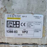 Afbeelding van Westo prefab geisoleerde vloerplaten
