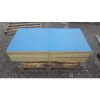 Afbeelding van Trespa plaatjes isolatie platen