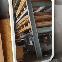 Afbeelding van Pas spiegel met ophang beugels
