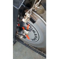 Afbeelding van Spinbike hometrainer