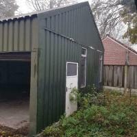 Afbeelding van Loods hal overkapping garage
