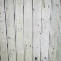 Afbeelding van Oude kraalschroten oude planken