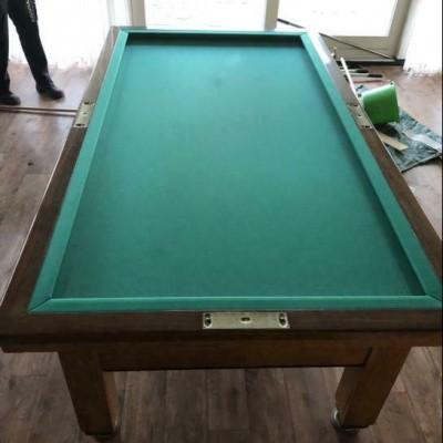 Foto van Biljart tafel Wilhelmina met afdekhoes