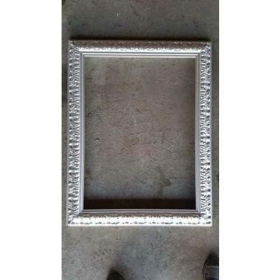 Foto van Mooie brocante houten lijsten