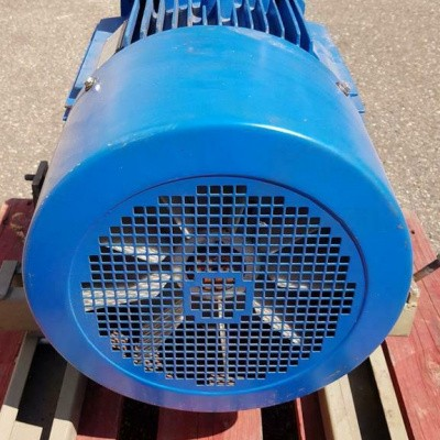 Foto van electromotor 3 fase motor Electramo