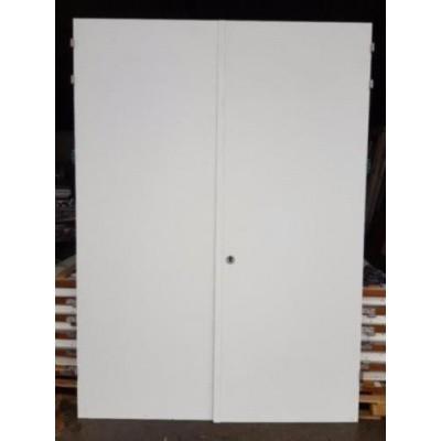 Foto van Dubbele deuren