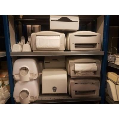 Foto van Kranen, handdoek automaten en service
