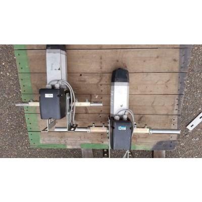 Foto van Elektrische roldeur overheaddeur motoren ( adv 383 )