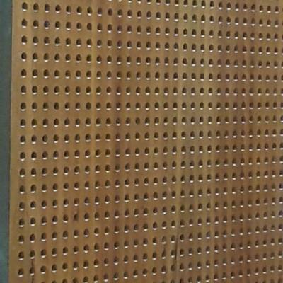 Foto van Akoestische absorberende mdf geluidsplaten