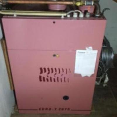 Foto van Heater, gas gestookte kachel