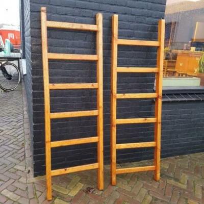 Foto van ladders