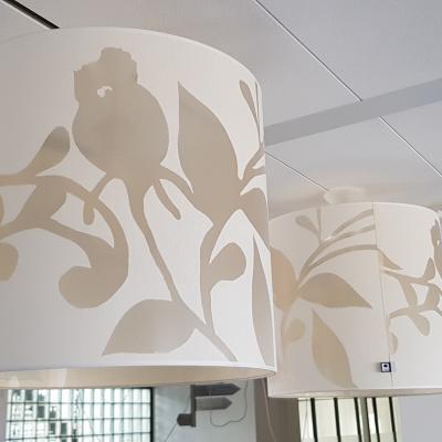 Foto van Designlamp merk aan / uit